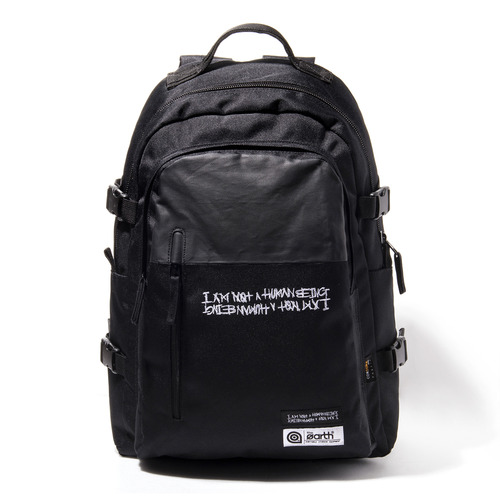 [I am Not a Human Being X The Earth] 486920 MAMMOTH PACK - Black
