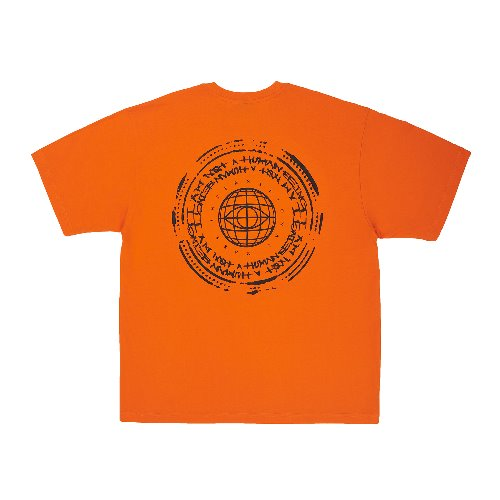 International Tee - ORANGE