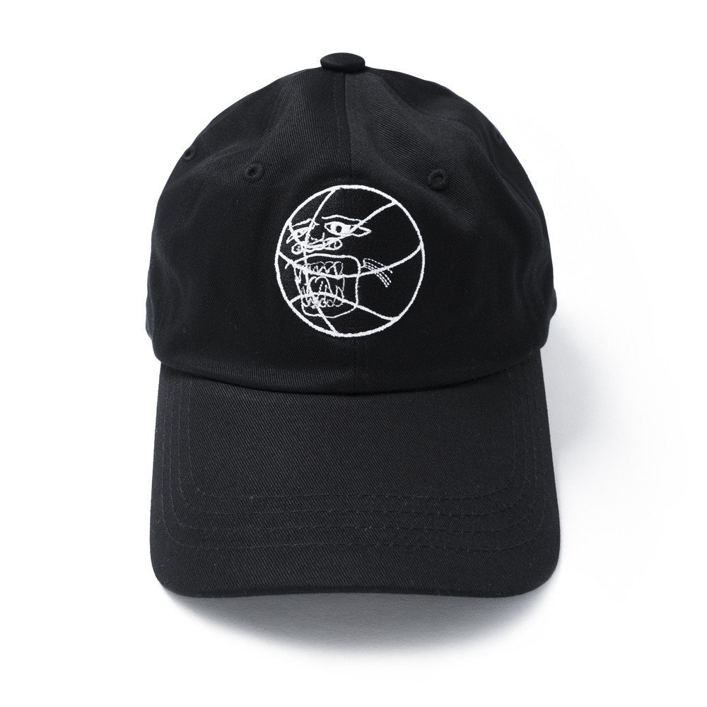 BASKETBALL CAP - BLACK