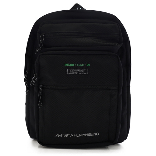 [18SS] IMXHB TECH PACK-0 - BLACK