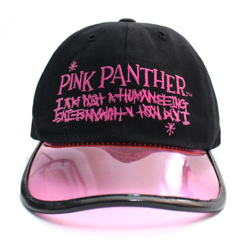 [PPXHB] Mixed Logo Ball Cap 2 - Black